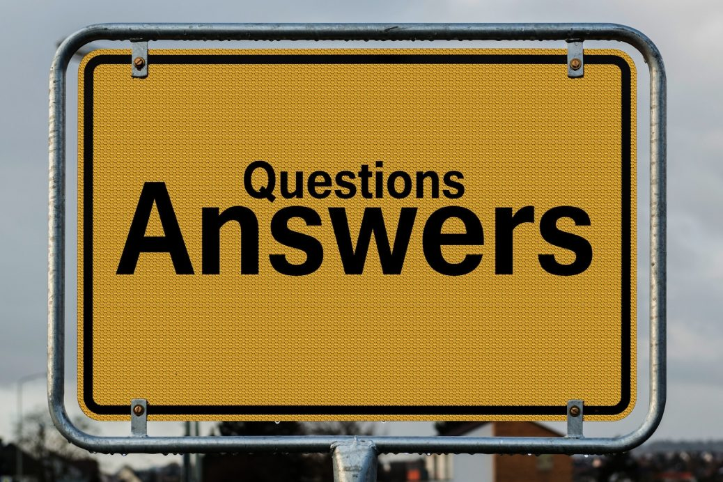Answers Sign