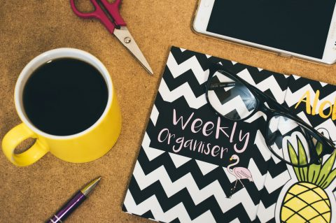 4 Simple Tips To Be More Organised